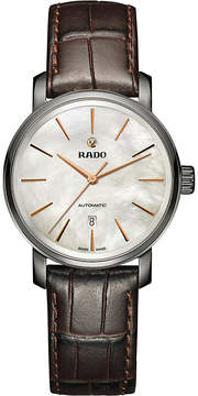 Rado R14026926 Diamaster plasma high-tech ceramic watch