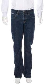 Hudson Byron Selvedge Straight-Leg Jeans