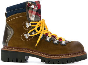 DSQUARED2 mountain boots