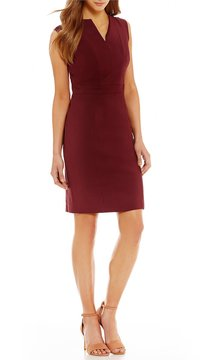 Antonio Melani Dane Double Face Dress