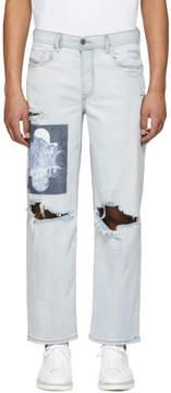 Diesel Blue Dagh Jeans