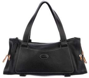 Tod's Grained Leather E/W Bag