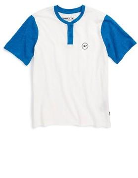 O'Neill Boy's The Bay Henley T-Shirt
