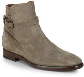 Frye Men's Wright Jodhpur Suede Ankle Boots