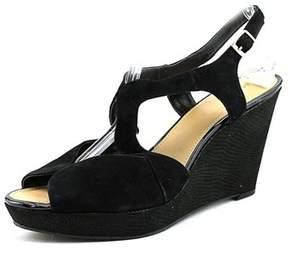 Alfani Women's Pellae Platform Wedge Sandals.
