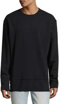 BLK DNM Men's 75 Solid Crewneck Sweatshirt