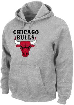 Majestic Big & Tall Chicago Bulls Pullover Hoodie