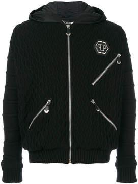 Philipp Plein hooded jacket