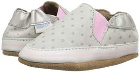 Robeez Dot Mania Soft Sole Girl's Shoes