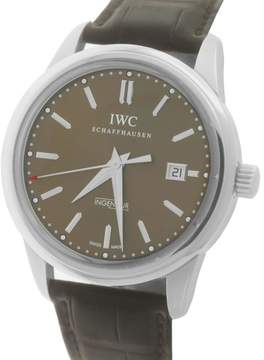 IWC Ingenieur IW323311 Stainless Steel & Leather Automatic 42.5mm Mens Watch 2012