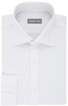 MICHAEL Michael Kors Regular Fit Cotton Dress Shirt