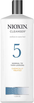 Nioxin System 5 Cleanser Shampoo - 33.8 oz.