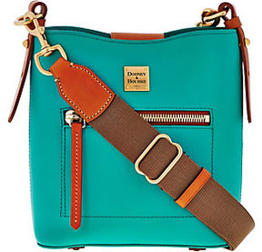 As Is Dooney & Bourke Raleigh Small Roxy Bag
