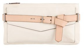 Reed Krakoff Boxer Leather Clutch