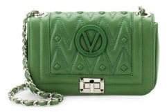Mario Valentino Beatriz Leather Crossbody Bag