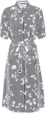 Altuzarra Kieran silk shirt dress