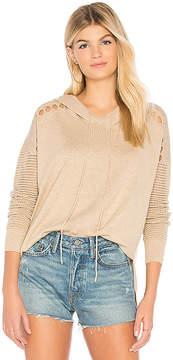 DAY Birger et Mikkelsen One Grey Kora Hoodie Sweater