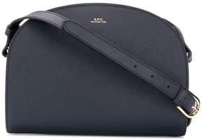 A.P.C. Sac Demi-lune crossbody bag