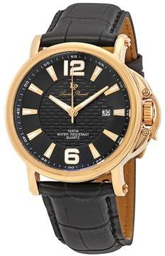 Lucien Piccard Triomf Rose Black Men's Watch