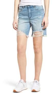 Blank NYC BLANKNYC Ripped Denim Shorts