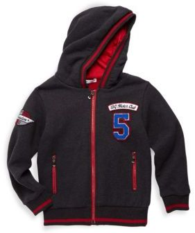 Dolce & Gabbana Toddler and Little Boy's Racing Team Hoodie