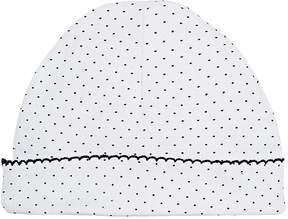 Baby CZ Dot-Print Baby Hat