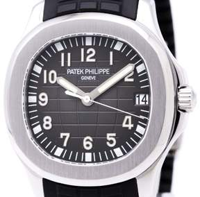 Patek Philippe Aquanaut 5165A-001 Stainless Steel Automatic 38mm Mens Watch