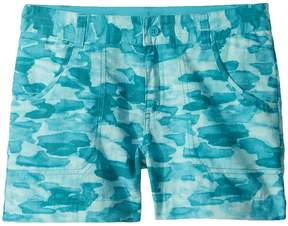Columbia Kids Silver Ridge Printed Shorts Girl's Shorts