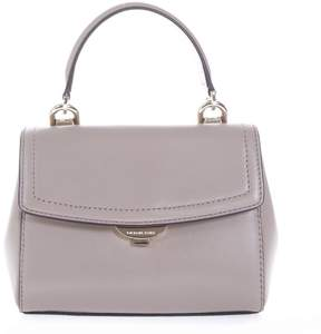MICHAEL Michael Kors Grey Ava Small Bag In Leather