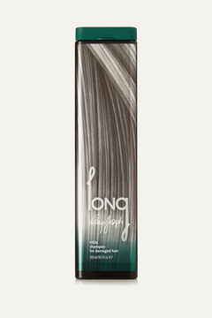 Long by Valery Joseph - Heal Shampoo For Damaged Hair, 300ml - Colorless