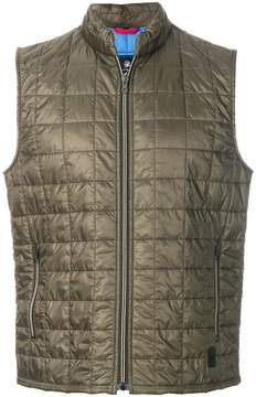 Fay padded zipped vest