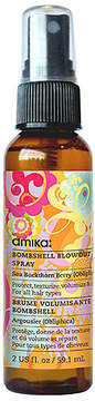 Amika Travel Bombshell Blowout Spray.