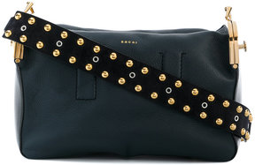 Sacai studded strap shoulder bag