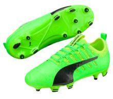 Puma EvoPOWER Vigor 1 FG JR Firm Ground Soccer Cleats