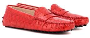Tod's Exclusive to mytheresa.com – Gommino patent leather loafers