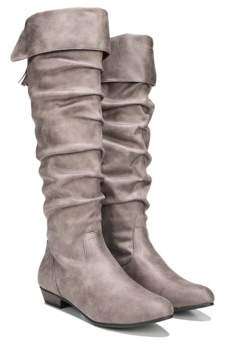 Fergalicious Women's Rookie Wide Calf Boot