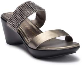 Athena Alexander Jazz Platform Wedge Sandal