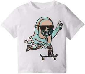 Stella McCartney Chuckle Skateboard Popsicle T-Shirt Boy's T Shirt