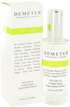 Demeter by Demeter New Leaf Cologne Spray for Women (4 oz)
