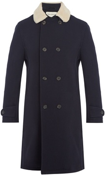 Oliver Spencer Lighthouse wool-blend coat
