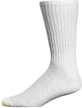 Gold Toe GOLDTOE Men's GOLDTOE 3-pack Ultra Tec Performance Crew Socks