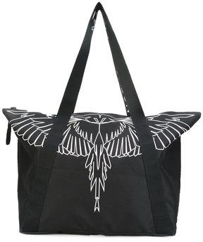 Marcelo Burlon County Of Milan Asier shopping bag