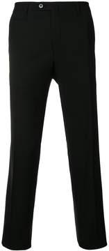 Corneliani straight leg suit trousers