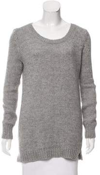 Brochu Walker Lightweight Cable Knit Sweater