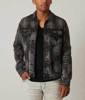 Rock Revival Luciano Denim Jacket