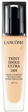 Lancôme Teint Idole Ultra Liquid 24H Longwear SPF 15 Foundation, 1 oz.