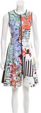 Clover Canyon Printed Sleeveless Dress