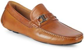 Saks Fifth Avenue by Magnanni Men's Classic Leather Loafers