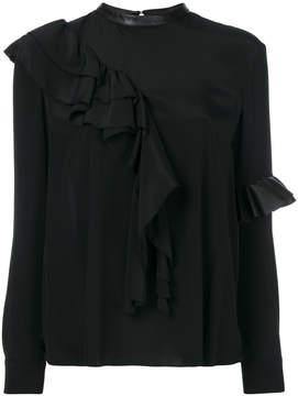 Drome ruffled blouse