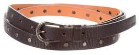 Miu Miu Double Wrap Belt